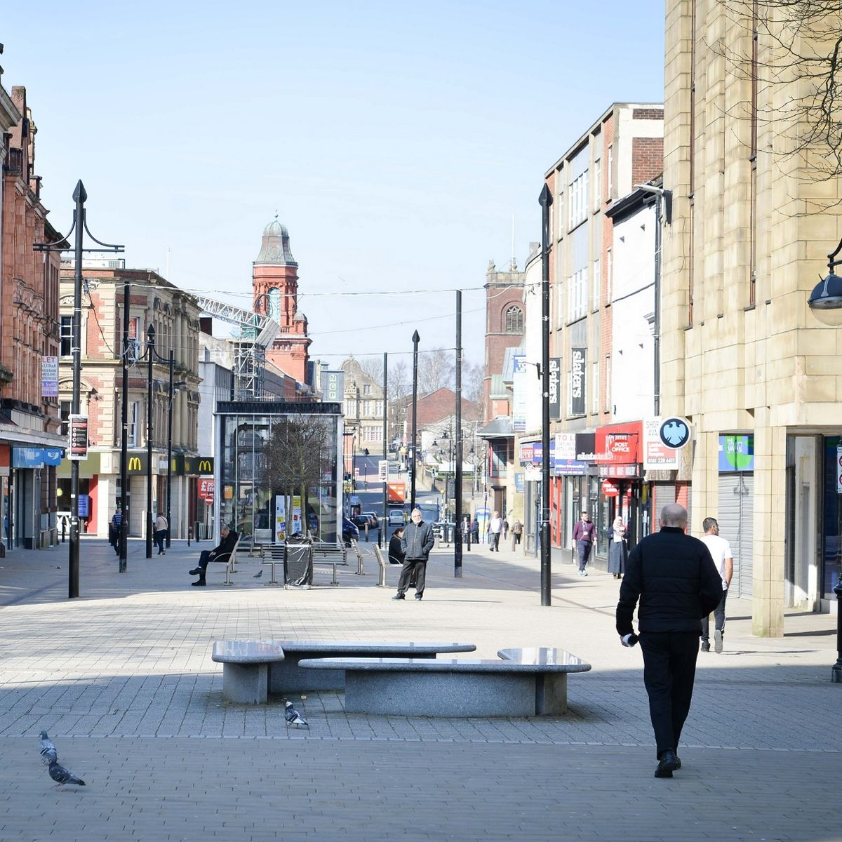 £22m deal to transform Bolton town centre