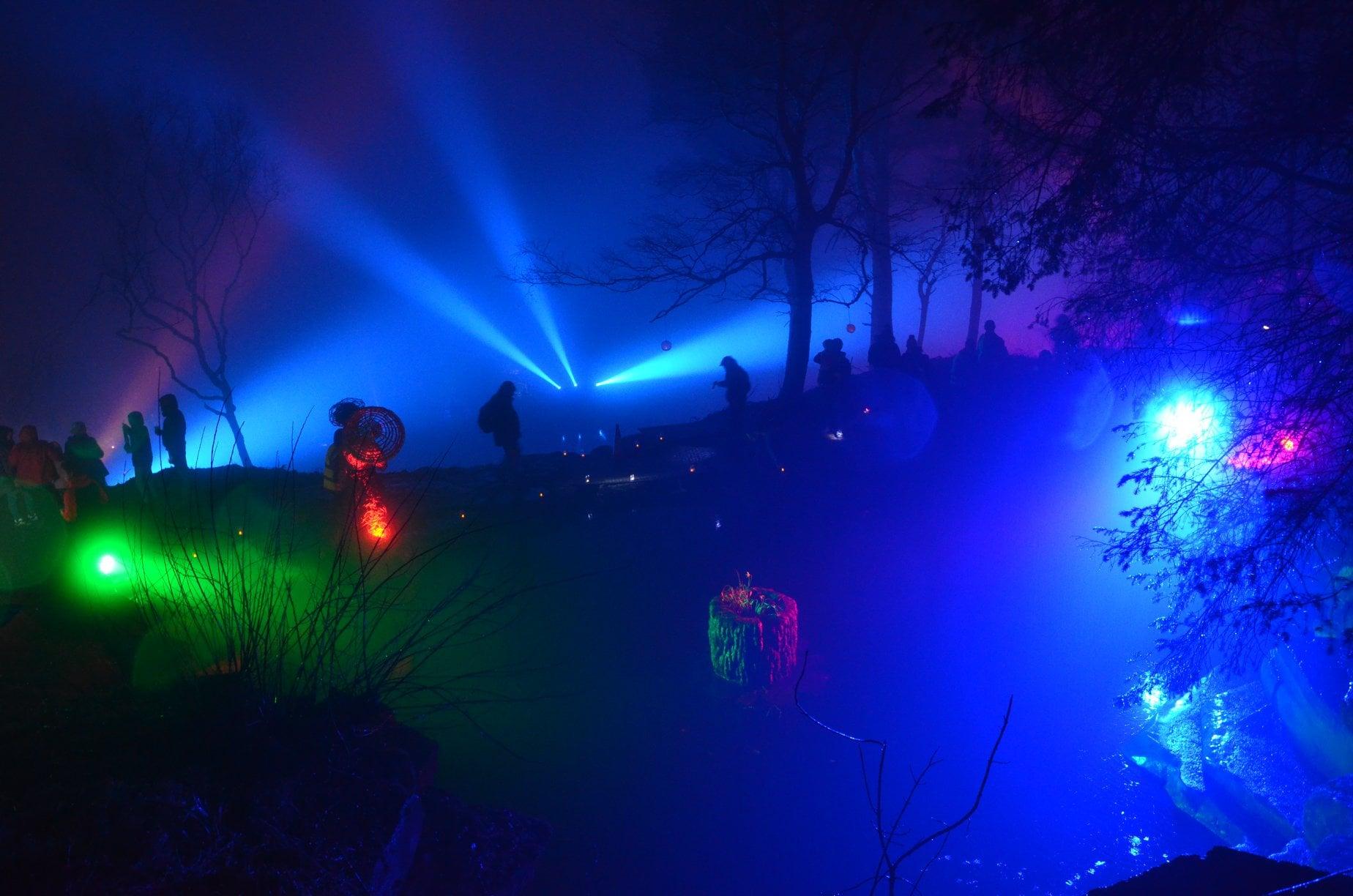 EXTRA NIGHT FOR RIVINGTON'S FESTIVAL OF LIGHT