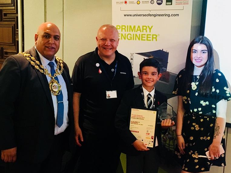 Primary Engineer's Leadership Award