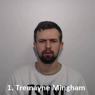 Police appeal for help to trace the following wanted people