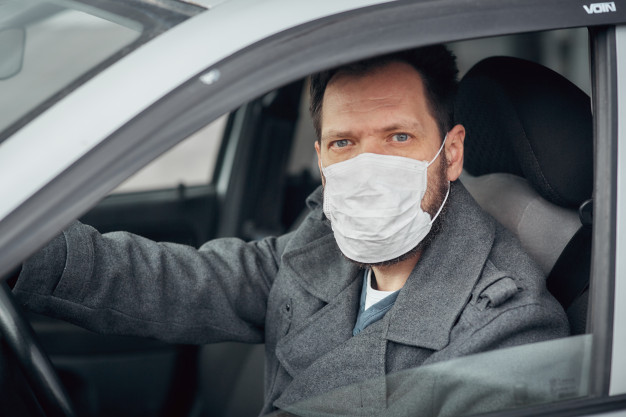 'Wear face coverings in taxis' call