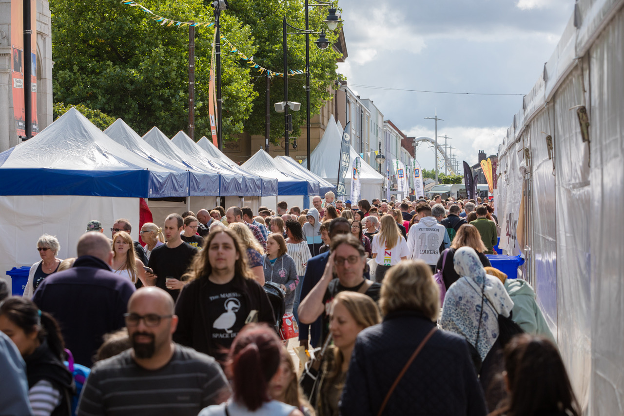Bolton Food and Drink Festival traders unveiled