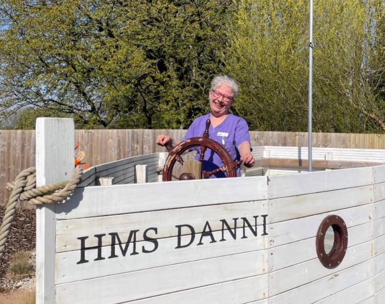 Lancashire children's nurse retires after 27 years of caring