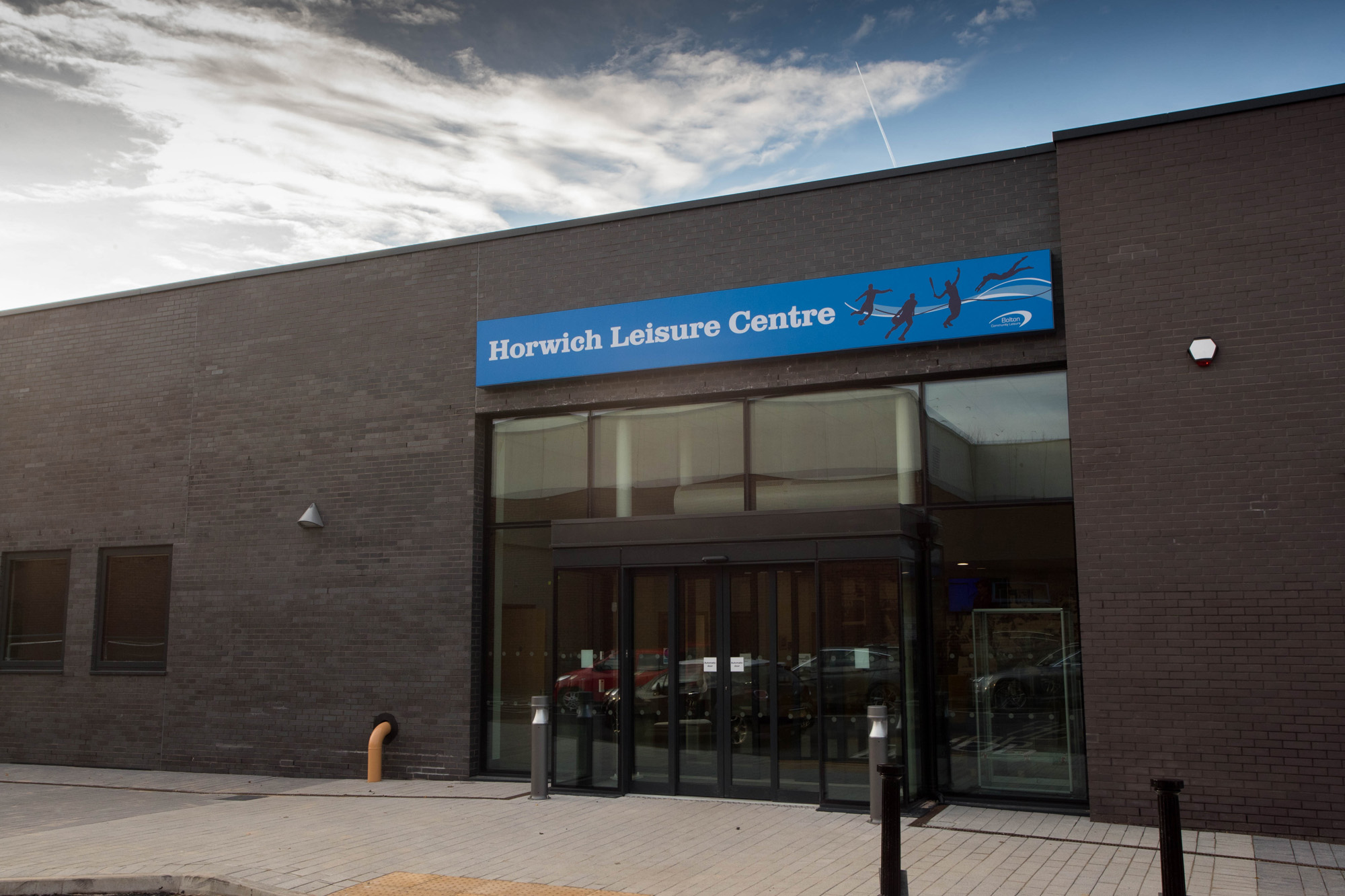 Getting leisure centres fighting fit