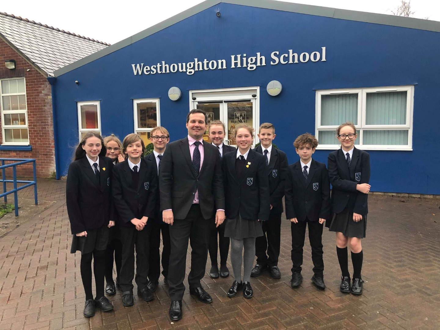 Plans to boost teacher numbers welcomed by local MP