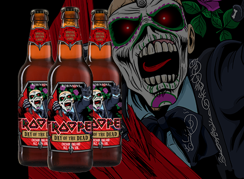 Trooper launches 'Day of the Dead' limited edition