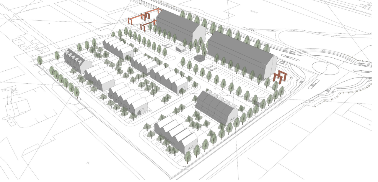 GREEN LIGHT FOR HOUSING DEVELOPMENT AT FORMER LOCO WORKS