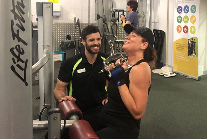 Horwich Leisure Centre introduces COVID-19 rehab training for gym staff