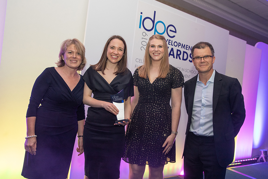 Bolton School Wins Fundraising Campaign of the Year