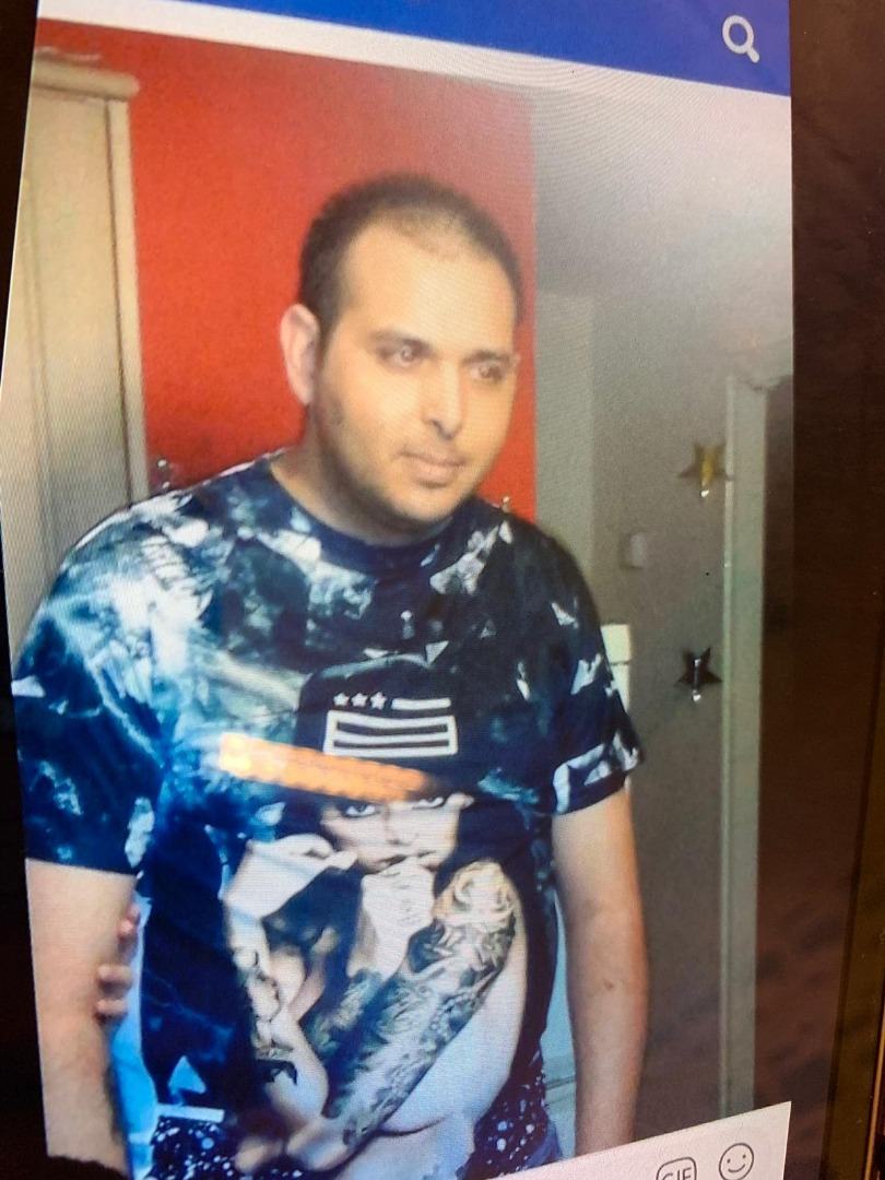 Can you help police find a missing man from Bolton?