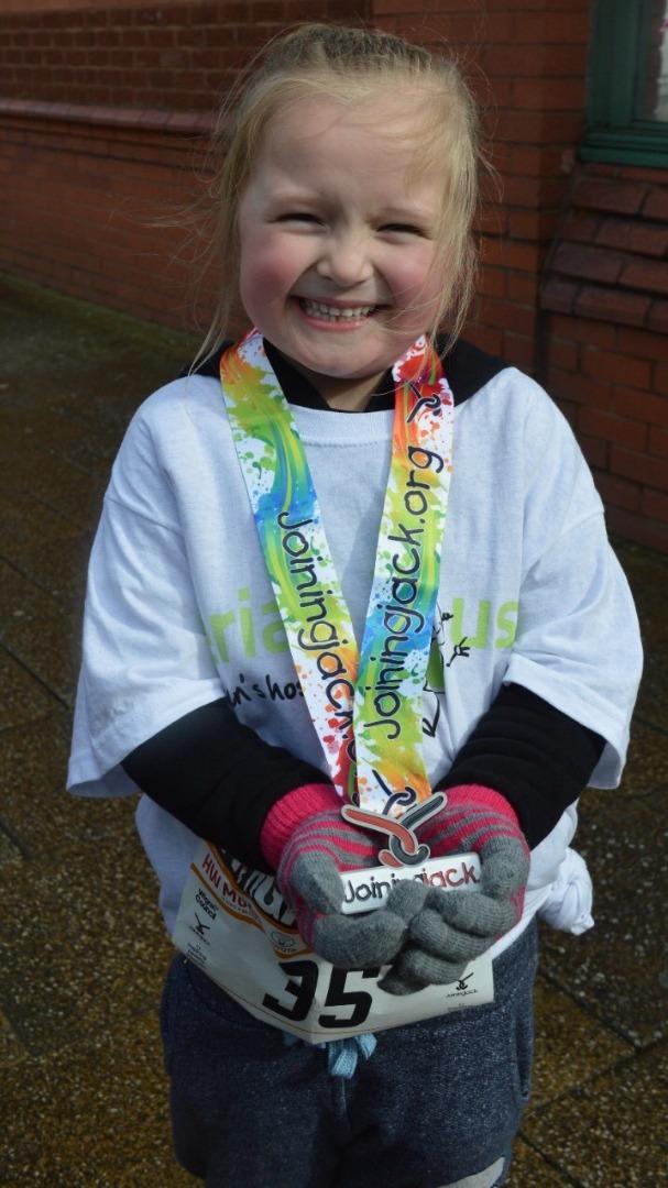 Little Ava's big fundraiser for Derian House