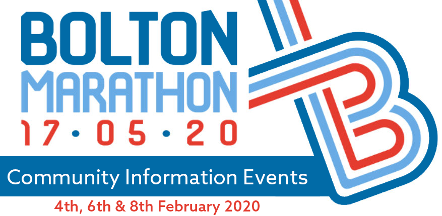 Bolton Marathon to hold Community Information Events
