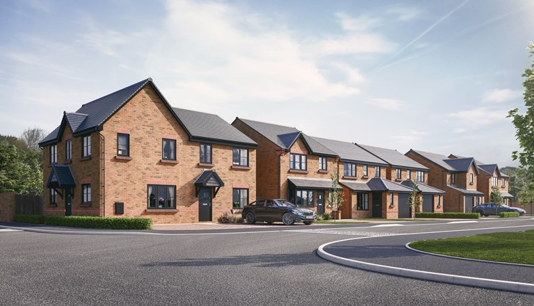 January sale with savings of up to £14,500 at Barton Quarter