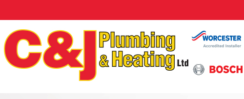 C & J Plumbing & Heating Ltd Logo