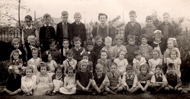 Were you at Central Drive Primary School in Westhoughton?