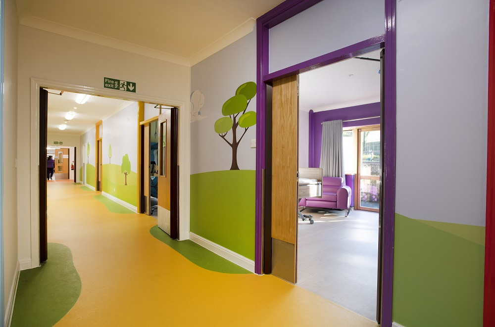 Million pound makeover for Children's hospice