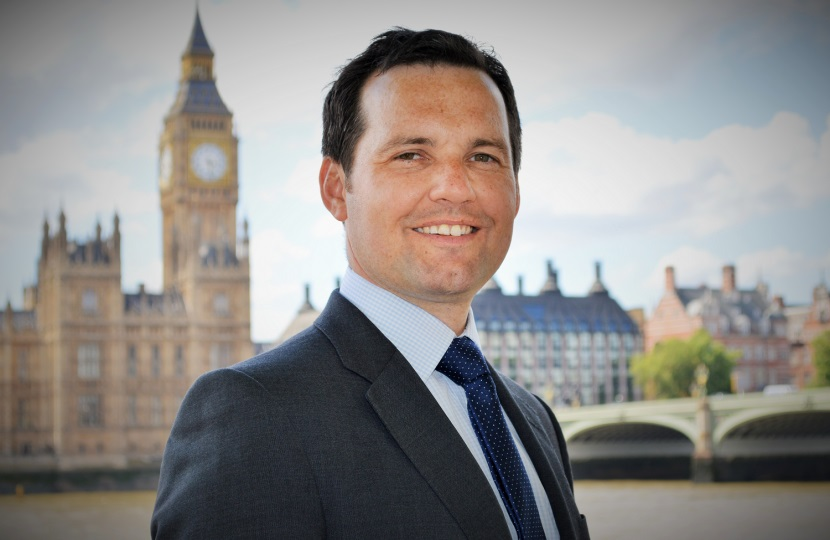 Local MP to vote against EU Withdrawal Agreement