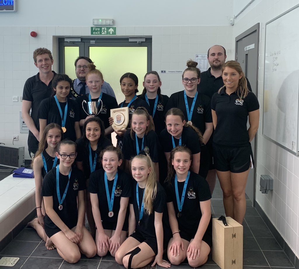 Girls are National Water Polo Champions