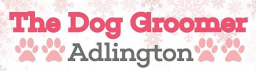 The Dog Groomer Adlington Logo