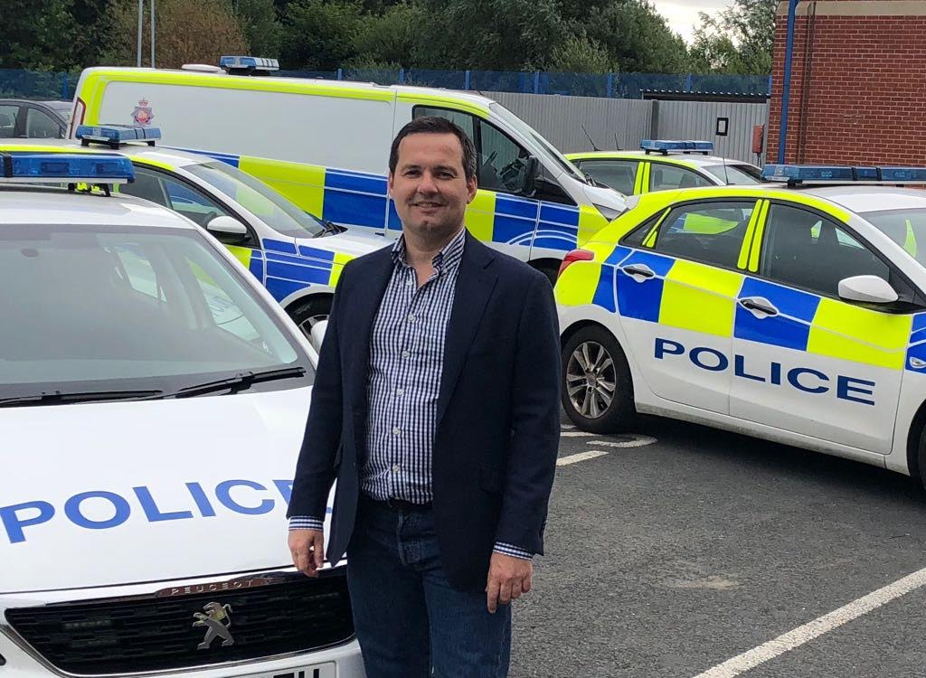 MP welcomes boost in police numbers for GMP