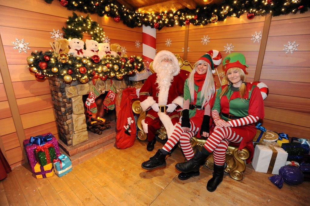 Round-up of Christmas fun in Bolton