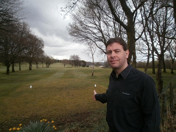 Councillor opposes golf course planning application