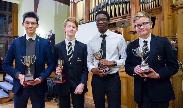 Young Musician of the Year Showcases Breadth of Talent