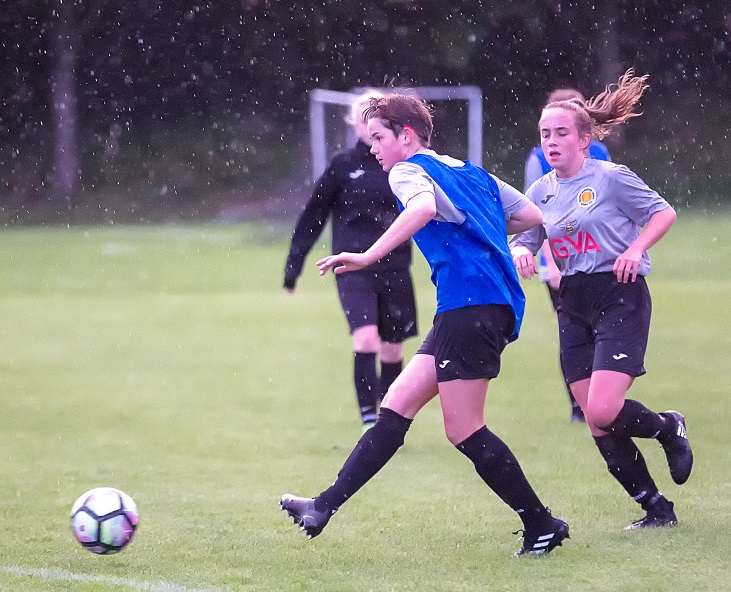 Anna Helps City into Under 16 Cup Final