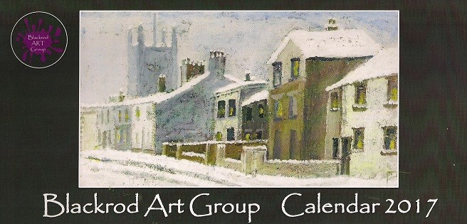 BLACKROD ART GROUP STILL GOING STRONG & LAUNCHES 2017 CALENDAR