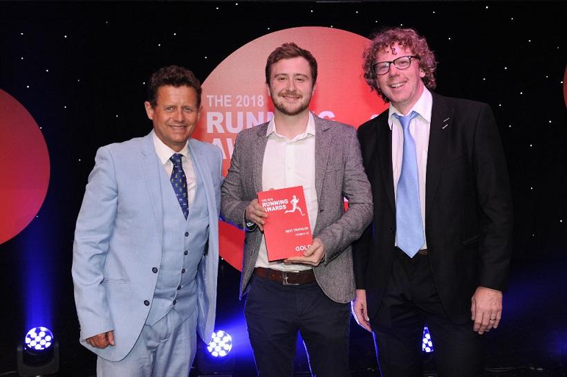 IRONMAN UK claims major prize