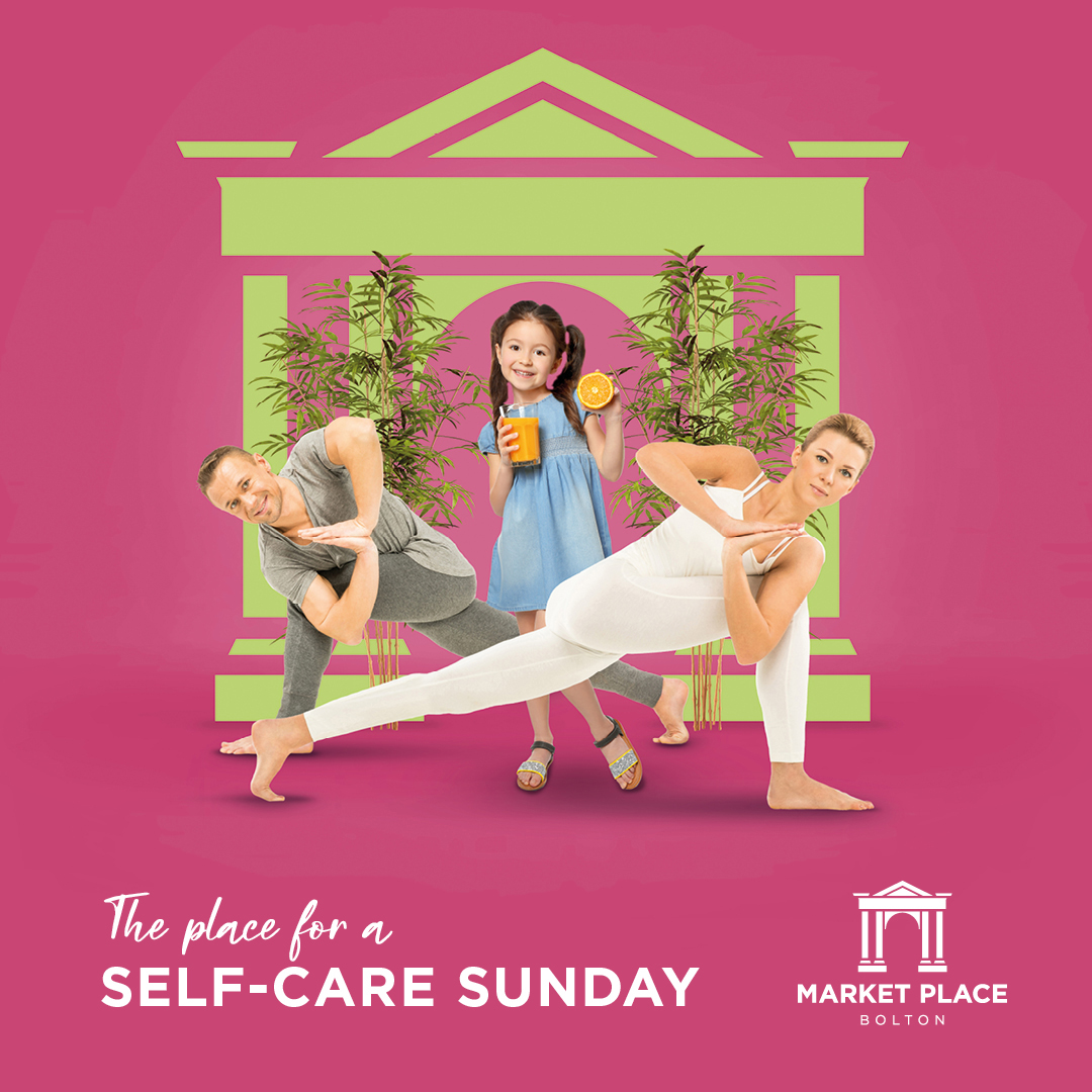 Learn The Art of 'Self Care' at Market Place