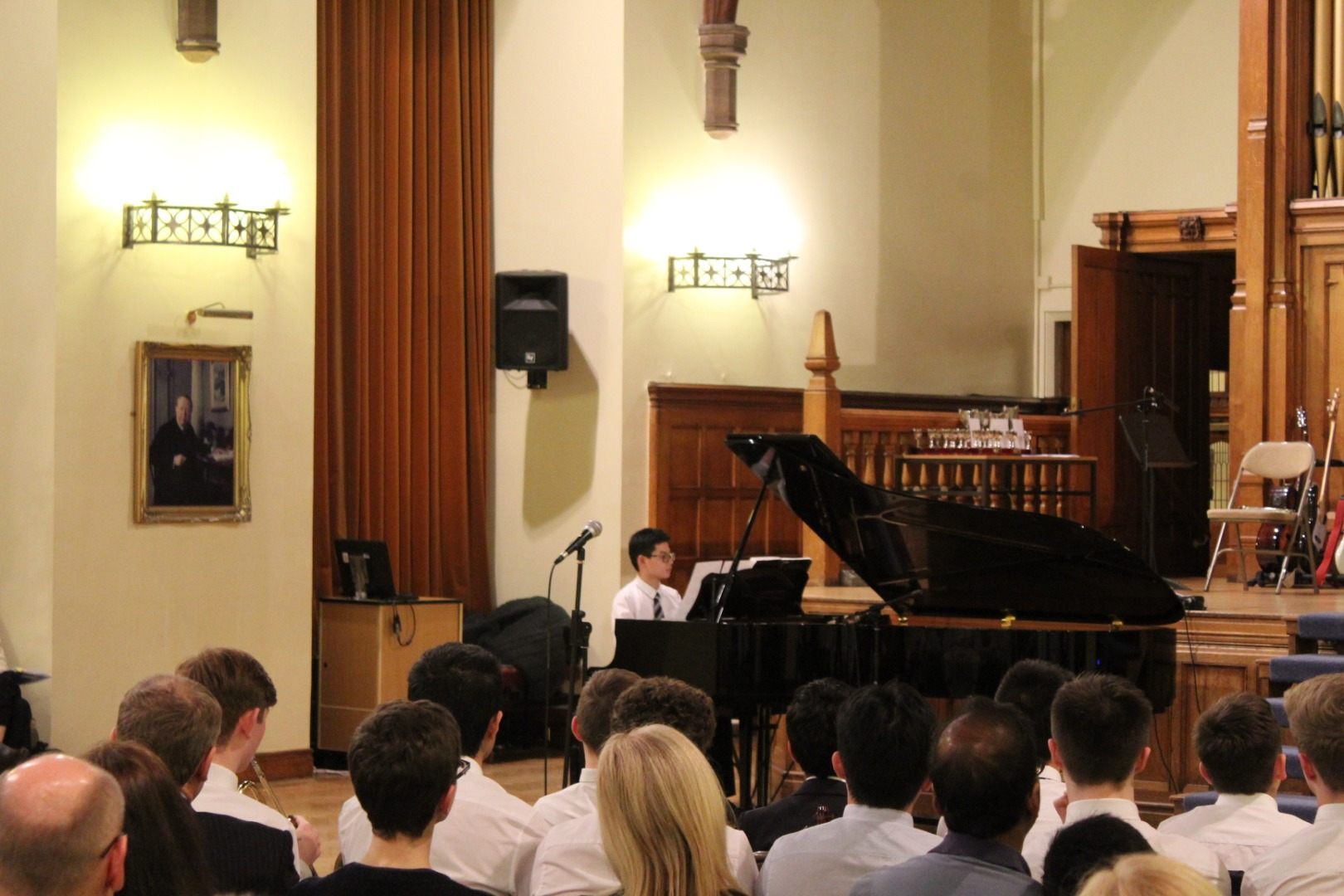 Young Musician Competition Showcases Musical Talent