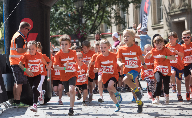 Entries opening next week for world's largest Ironkids
