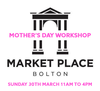 Free Mother's Day Gift Workshop for Kids at Market Place