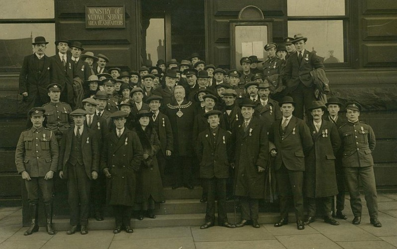 Help make history by sharing WW1 memorabilia