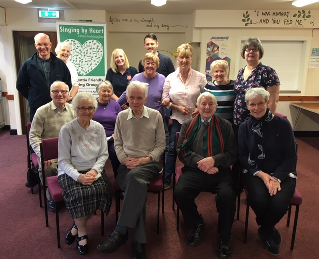 New Bolton singing group helps those living with dementia