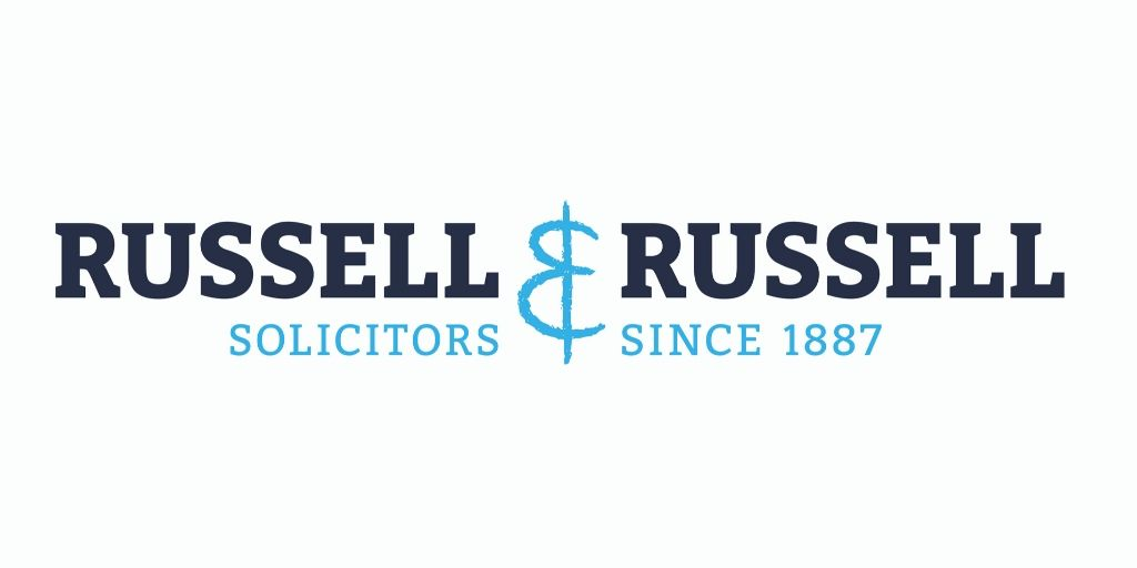 Notice from Russell & Russell Solicitors