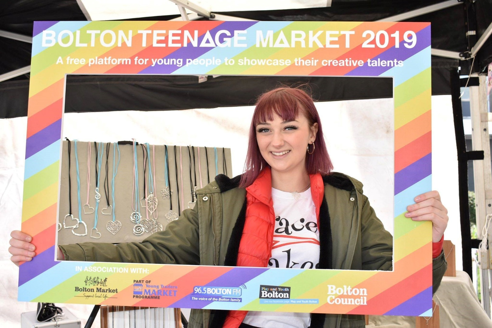 Young traders to set out their stalls