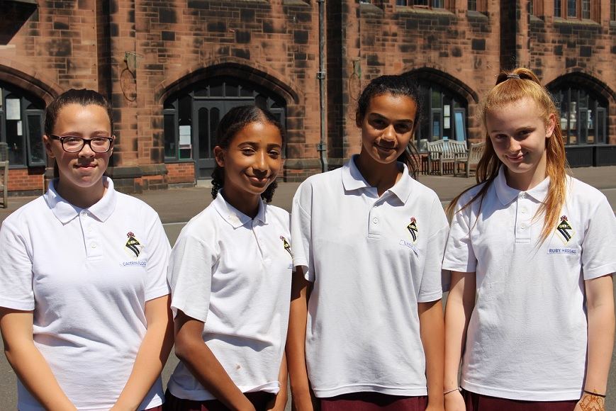 Athletics Success for Bolton School Girls