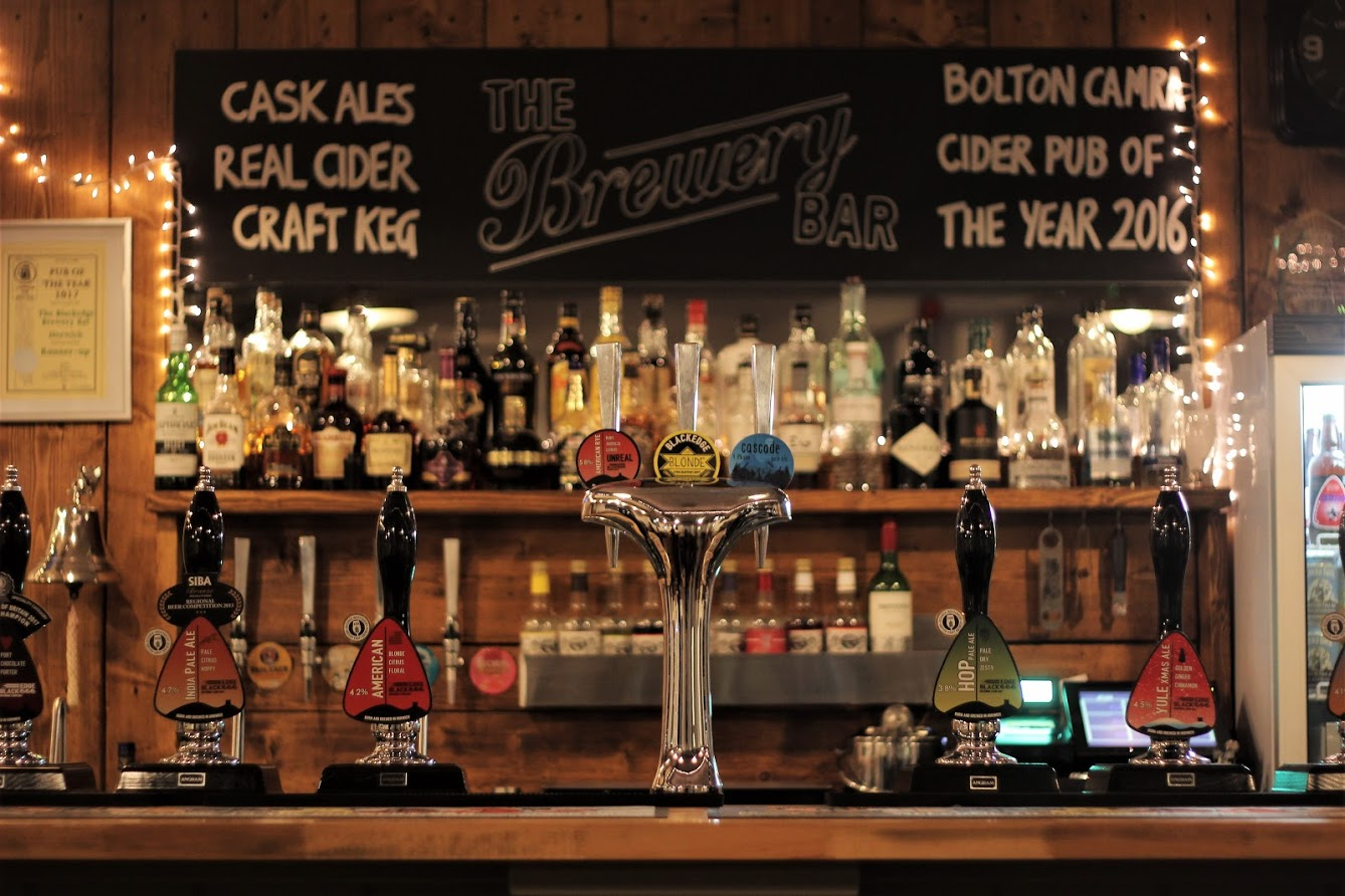 Brewery launches second bar