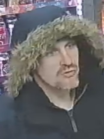 Image released of man in connection with Bolton Burglary