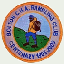 Forthcoming walks with Bolton CHA Rambling Club