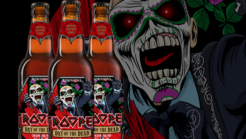 Day of the Dead beers