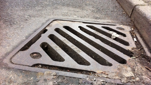 Stolen grids a drain on resources