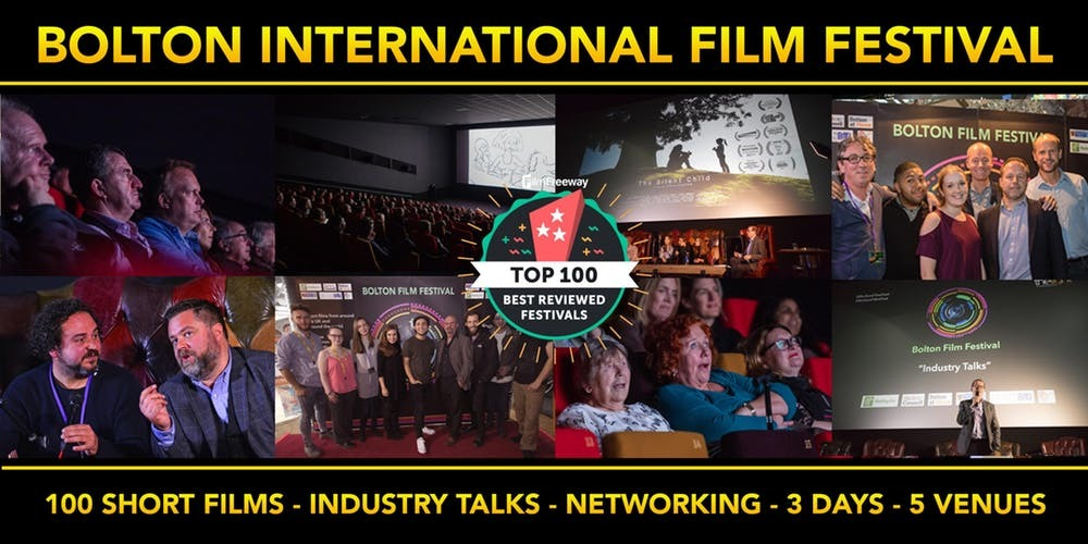 Bolton International Film Festival 2018