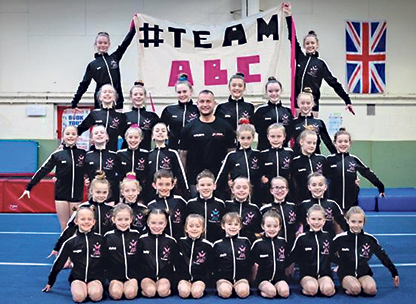 Gymnasts land biggest  ever haul of medals