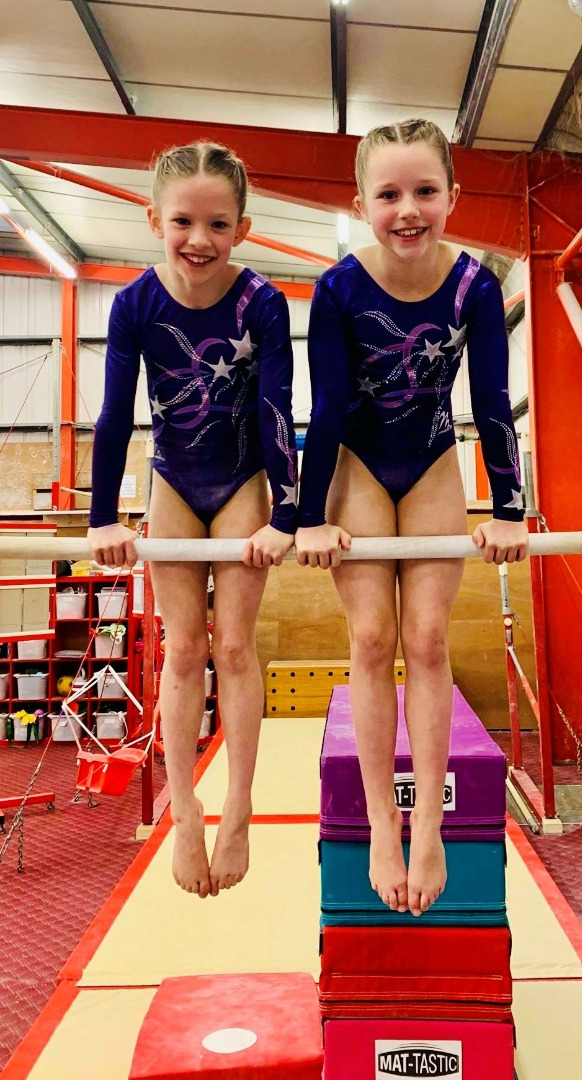 Gymnasts head to the States