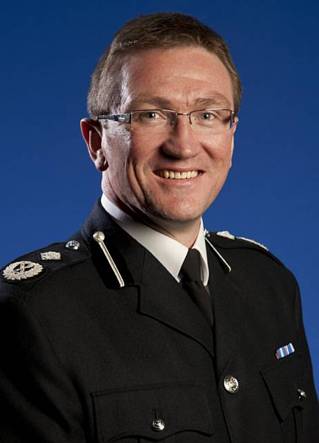 Statement from Chief Constable Ian Hopkins on council tax increase