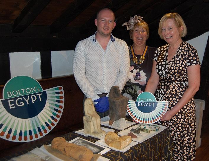 Inner Wheel celebrates with Egyptology talk