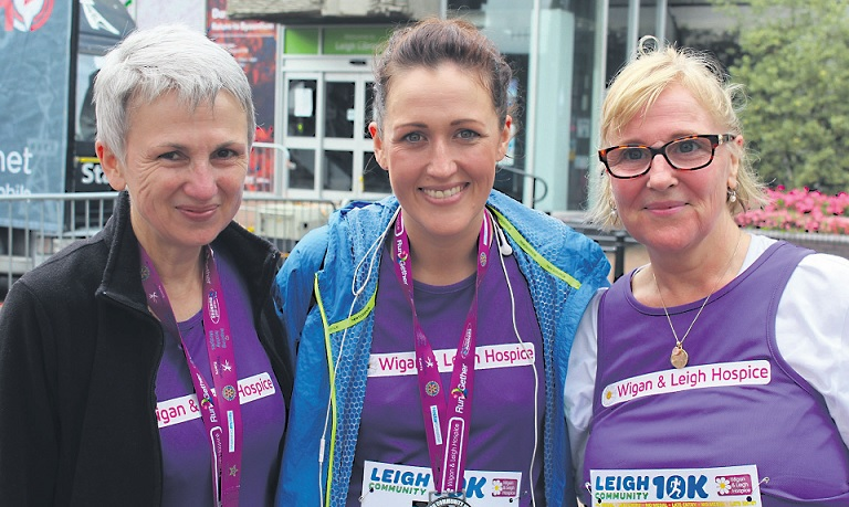Registration open for third Leigh Community 10K race